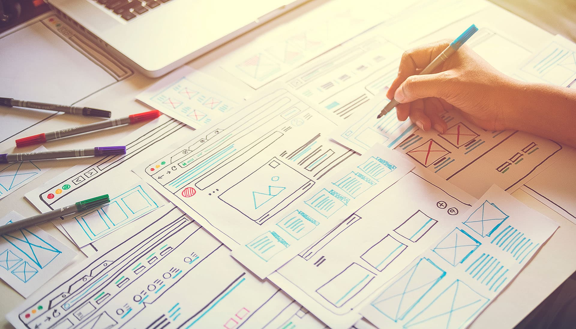 Website Design_Wireframing